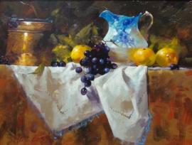 Dragan Petrovic Pavle, Jug, Oil on canvas, 45x60cm