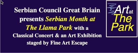 llama park event